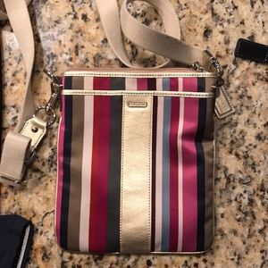Coach crossbody purse-like new